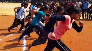Girls #निःशुल्क #ट्रेनिंग #संस्थान #इंदौर 9770678245 Free Training Group D Railway Running - 2018