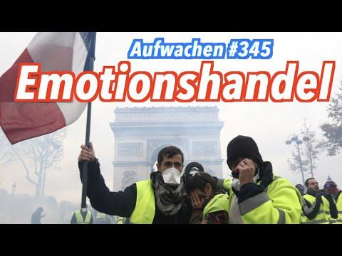 Aufwachen #345: Gelbwesten In Frankreich & CDU-Parteitag (mit Tyler)