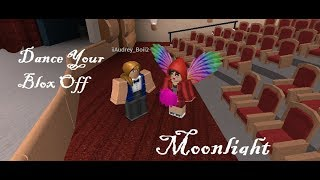 Roblox-Dance Your Blox Off-Moonlight-Duo With Audrey