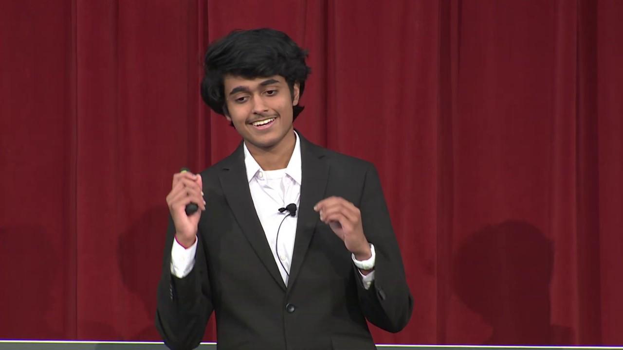 TEDxYouth@TorreAve: Sripad Sureshbabu