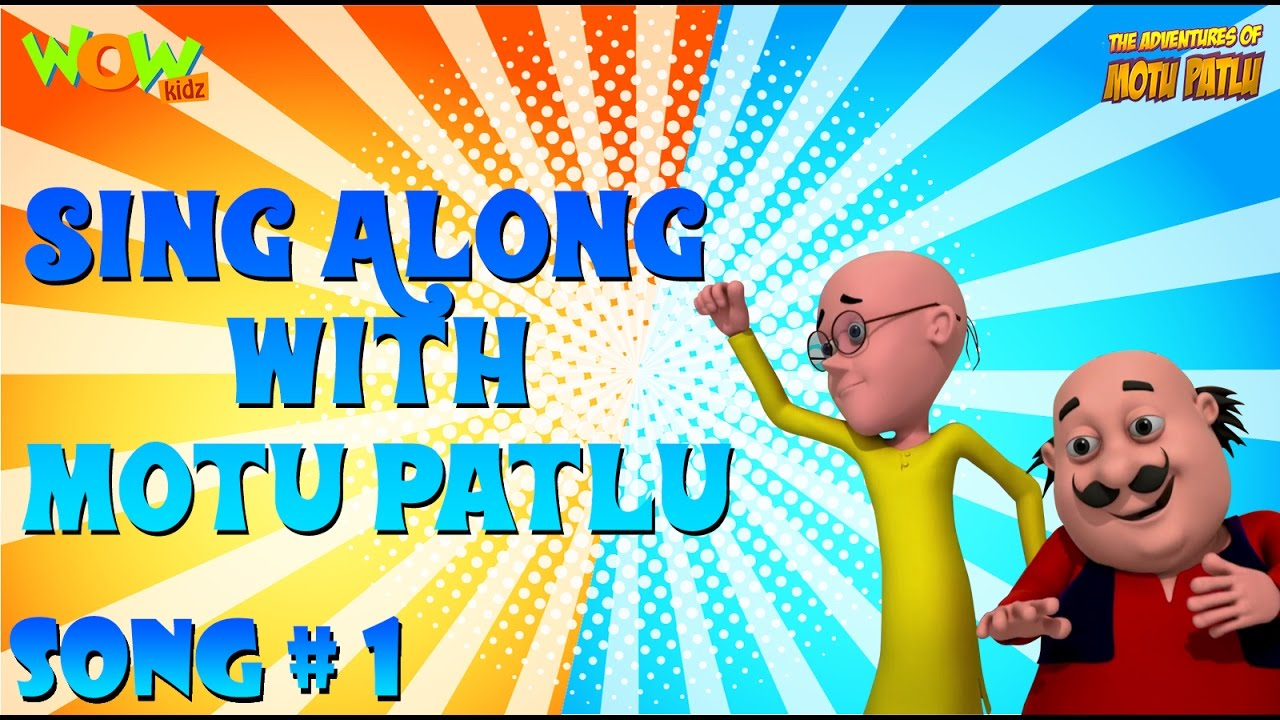 Download Motu Patlu Title Song - Vr.1