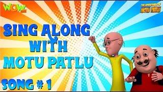 Motu Patlu Title Song - Vr.1