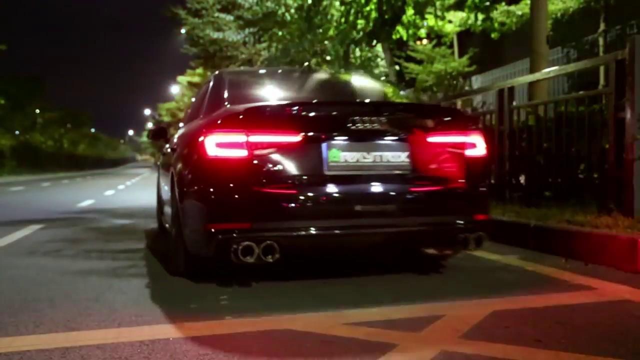 2017 Audi A4 B9