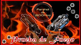 PISTOLAS tipo NERF\ Farshot de BOOM CO\ REVIEW