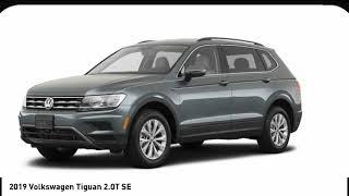 2019 Volkswagen Tiguan Thousand Oaks CA VW23618