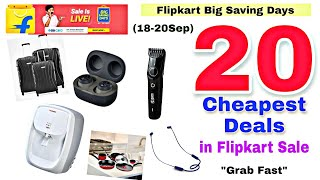 [18 Sep] 20 Cheapest Deals In …