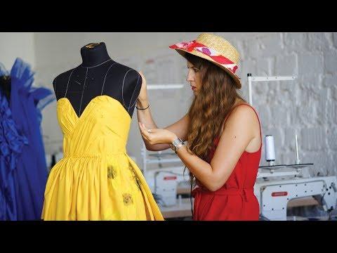 Конкурс дизайнеров одежды Burda Fashion Start 3 сезон 4 выпуск