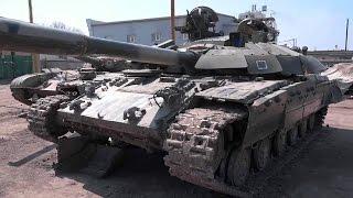 Луганская Народная Республика пополнилась украинской военной техникой. Новости Новороссии.