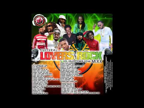 DJ DOTCOM CULTURAL LOVERS ROCK MIX VOL 35 OCTOBER   2016