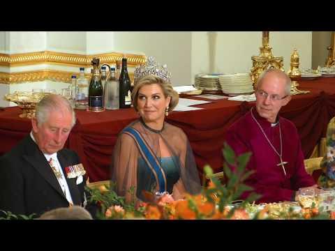 Koningin Máxima verrast: nieuw leven voor Stuart-diamant