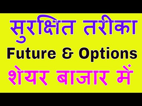 100 % Safe trading strategy in future & options Stock Market.