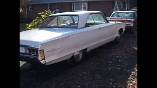 1965 Chrysler Newport Coupe