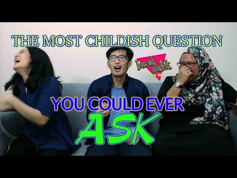 THE MOST CHILDISH QUESTION YOU COULD EVER ASK - Buruk/Cantik w/ Mat Luthfi