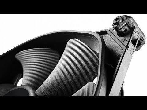 Выбор корпусного вентилятора: формы лопастей