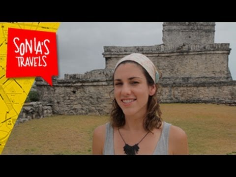 Travel Mexico: Tulum - A Beach Among Ruins