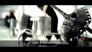 Slipknot - Before i Forget (Video Oficial HD ) subtitulado en español