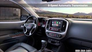 New 2016 GMC Canyon West Point Buick GMC Houston and Katy TX