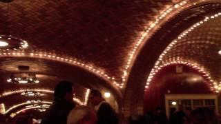 Oyster Bar Restaurant, Grand Central Station, New York.