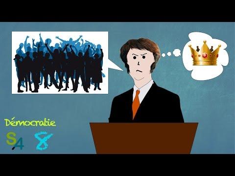 Le principe fondamental de la politique | Démocratie 8