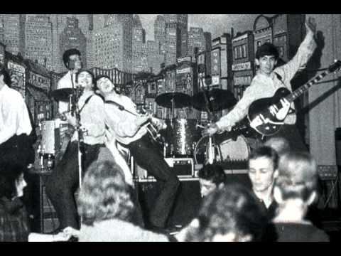 The Beatles Mr. Moonlight StarClub 1962 HD