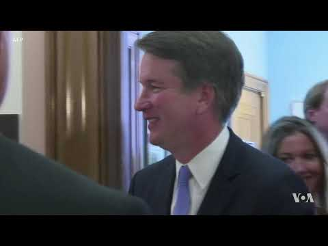 Supreme Court Nominee in TV Interview Rejects Sexual Misconduct Accusations