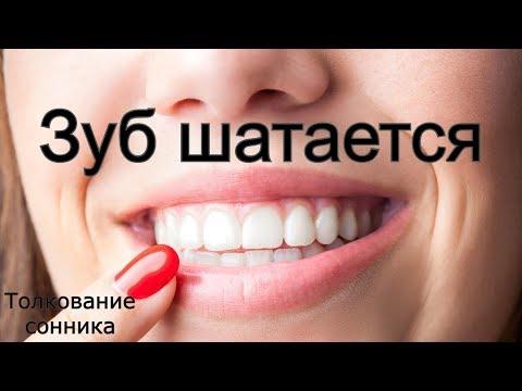 Зуб шатается и болит сонник