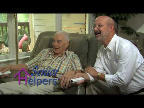 Senior Helpers In Home Health Care of Tarpon Springs, FL Commercial 3