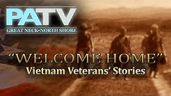 WELCOME HOME: Vietnam Veterans' Stories
