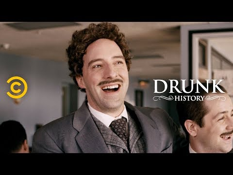 The Real-Life Drama Behind the Birth of Mickey Mouse (feat. Tony Hale) - Drunk History