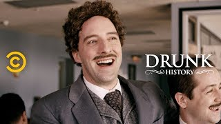 the real life drama behind the birth of mickey mouse feat tony hale drunk history