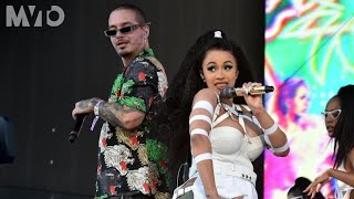 Mira a Cardi B, J Balvin y Bad Bunny en Coachella | The MVTO Video