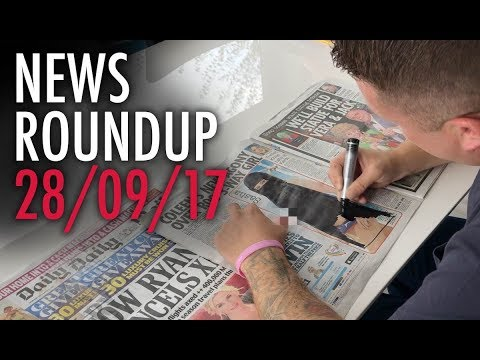 Tommy Robinson's News Roundup: The Burqa Edition (9/28/17)