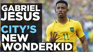 Where Will Gabriel Jesus Play For Man City?