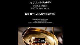 Dagangan Forex: Gold Trading Strategy