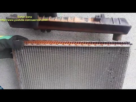 Fix radiator -