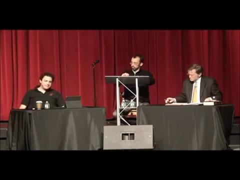 David silverman Debate John Rankin Creation Vs Evolution