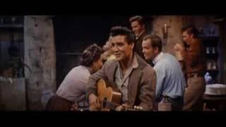 Elvis Presley Flaming Star original trailer