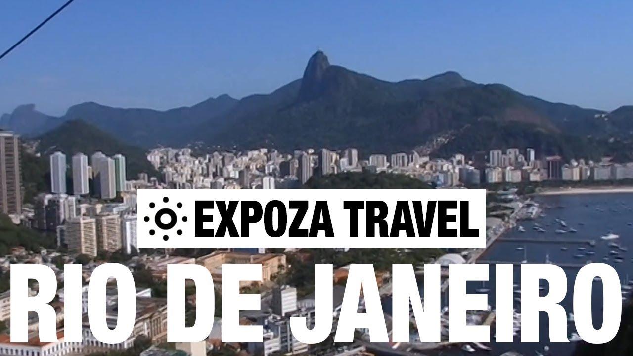 Rio De Janeiro (Brazil) Vacation Travel Video Guide