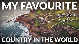 MY FAVOURITE COUNTRY IN THE WORLD - I'm heading back to South Africa