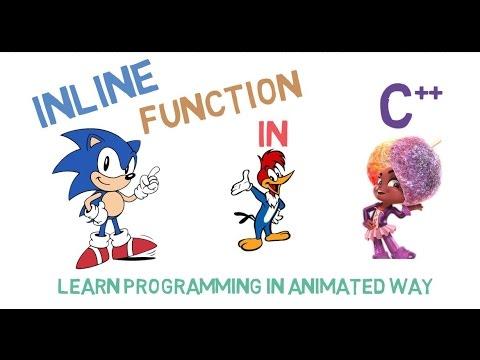 Inline Function - FUNCTION IN C++ (PART - 3) -14