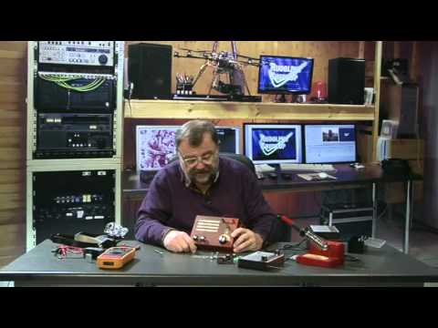 rudolphs checkup radios selber bauen youtube. Black Bedroom Furniture Sets. Home Design Ideas