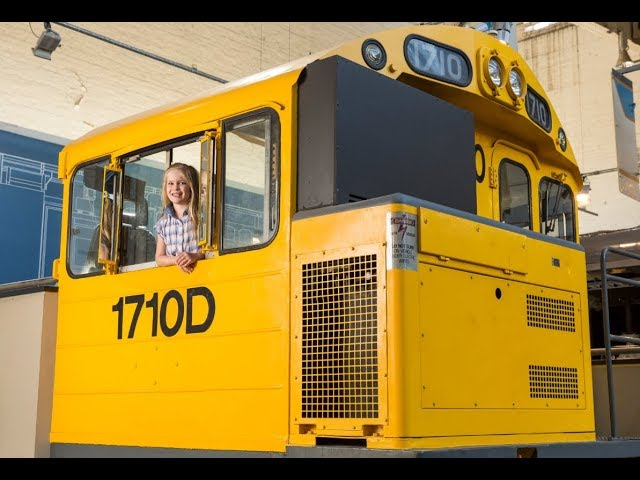 The Workshops Rail Museum - Visit Ipswich, Qld - Australia
