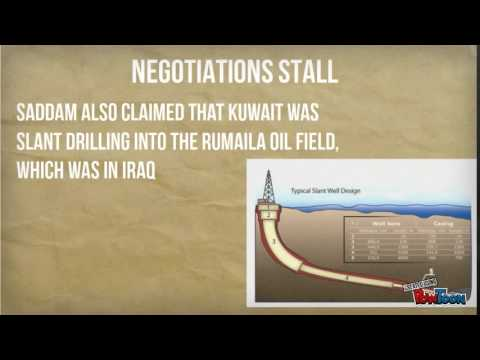 Causes of the Gulf War