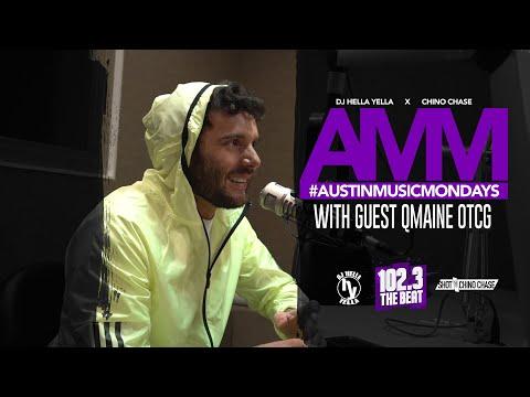 DJ Hella Yella (58498) - Austin Music Mondays S2 E10 Guest QMaineOTCG