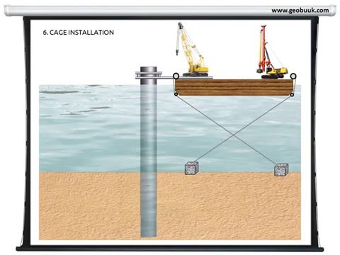 Offshore Piles Construction