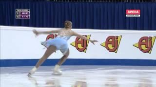 Фигурное катание. Чемпионат Европы 2016. Женщины. Произвольная программа (3-я и 4-я разминки)