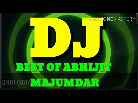 BEST OF ABHIJIT MAJUMDAR DJ REMIX SONGS COLLECITION