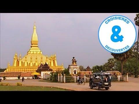 Le Laos au fil du Mékong - croisière à la découverte du monde - Documentaire