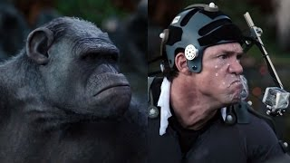 Repeat youtube video How to Become an Ape: Dawn of the Planet of the Apes