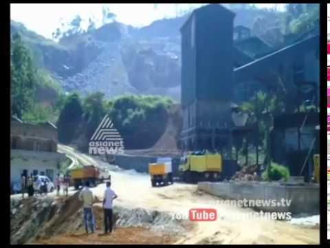 Wayanad district administration bans Quarry Mining